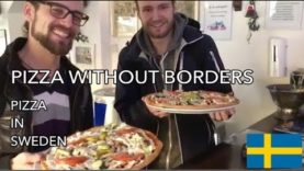Pizza Without Borders – Pizza in Sweden