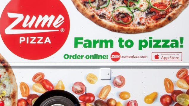 Zume Pizza, Mountain View, California