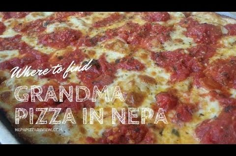Where to Find the Best Grandma Pizza in NEPA