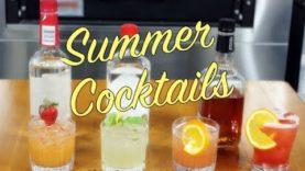 The Pizza Kitchen – Summer Cocktails