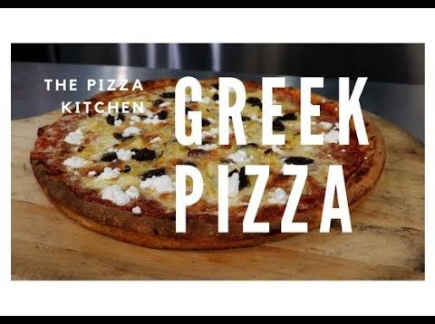 The Pizza Kitchen – Greek Pizza