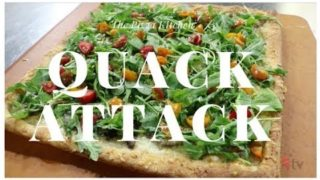 The Pizza Kitchen – The Quack Attack