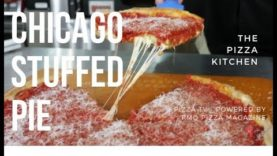 The Pizza Kitchen – Chicago Stuffed Pizza
