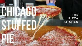 The Pizza Kitchen – Chicago Stuffed Pizza