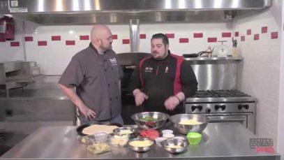 The Pizza Kitchen – Popeye Pizza