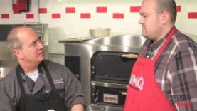 The Pizza Kitchen – John Arena makes Rustic Bread
