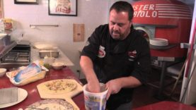 The Pizza Kitchen – Cooking with Panino's White Clam and Shrimp Pie
