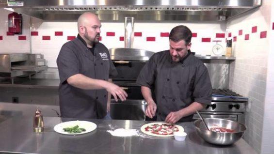 The Pizza Kitchen – Jamie Culliton's Pizza Margherita