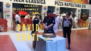 USPT: Galbani Professionale U.S. Champ David Conti at the World Pizza Championship