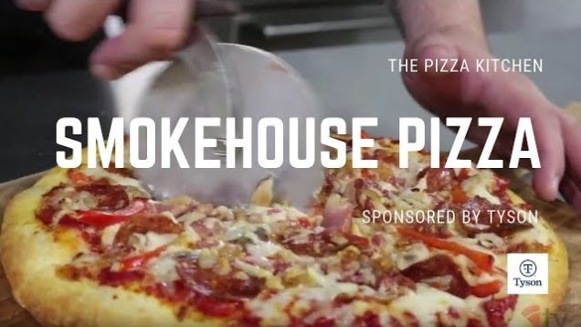 How to Make Smokehouse Pizza