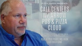 Pizza Cloud & Arrow POS on Call Centers