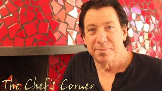 The Chef's Corner – Mick Mahan