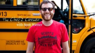 The Chef's Corner – Scott Wiener Video Interview