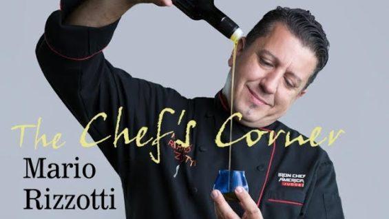 The Chef's Corner – Mario Rizzotti