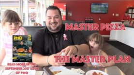 Master Pizza – The Master Plan