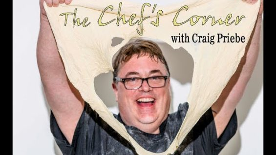 The Chef's Corner: Craig Priebe