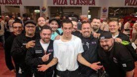 U.S. Pizza Team Competes in 2018 World Pizza Championship