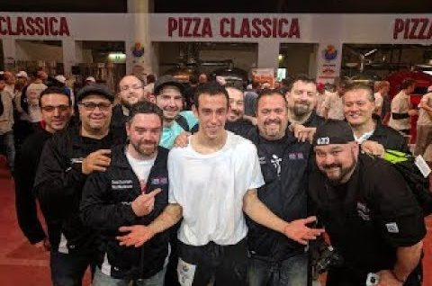 U.S. Pizza Team Competes in 2018 World Pizza Championship