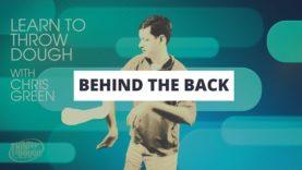 Beginner Pizza Spinning Tricks: Behind the Back