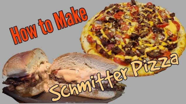 Transforming the Legendary Schmitter Sandwich into a Pizza