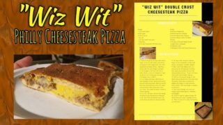 How to Make the Ultimate Philly Cheesesteak Pizza