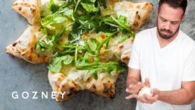Mike Fitzick makes a Star Pizza | Gozney