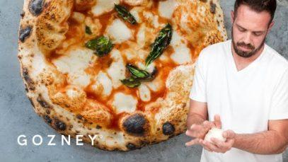 Mike Fitzick makes a Margherita Pizza | Gozney