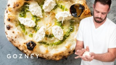 Mike Fitzick makes a Jalapeño Pesto Pizza | Gozney