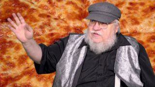 George R. R. Martin's Guide to New York City Pizza