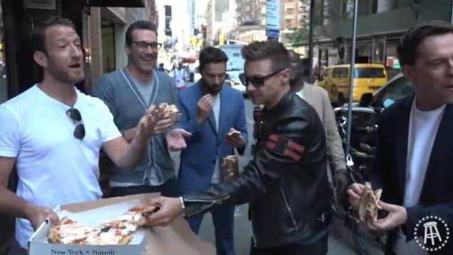 Don Antonio w/Jon Hamm,Ed Helms,Jeremy Renner,Jake Johnson & Hannibal Buress – Barstool Pizza Review