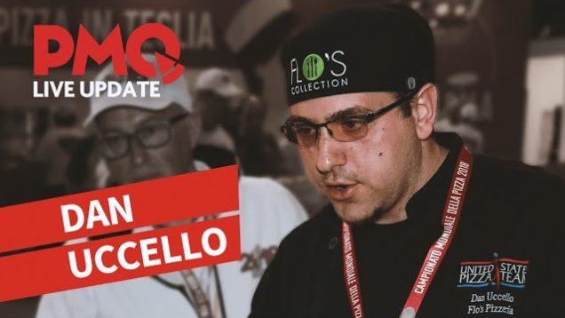 PMQ Live Update with Dan Uccello of Flo's Pizzeria Ristorante