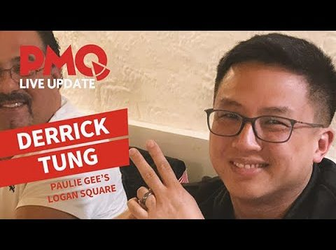 PMQ Live Update with Derrick Tung of Paulie Gee's Logan Square