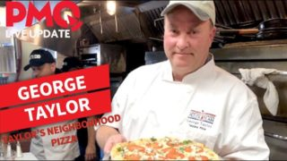 PMQ Live Update with George Taylor of Taylors' Neighbor Pizza