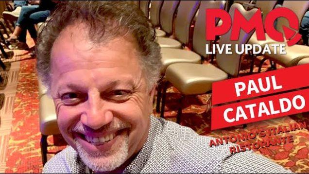 PMQ Live Update with Paul Cataldo of Antonio's Italian Ristorante