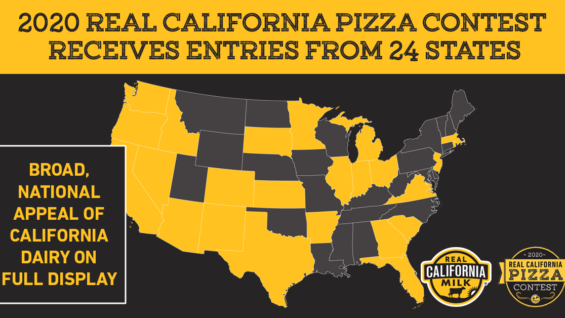 Real California Pizza Contest LIVE Reveal!