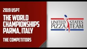 2019 U.S. Pizza Team competes in Italy