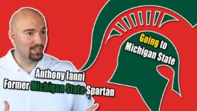 Anthony Ianni Talks Going To Michigan State
