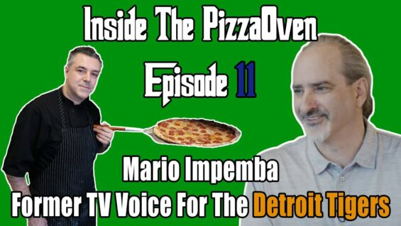 Ep. 11: Detroit Tigers Announcer, Mario Impemba