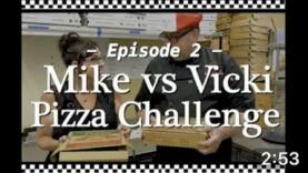 Ep 2: Mike vs Vicki Pizza Challenge