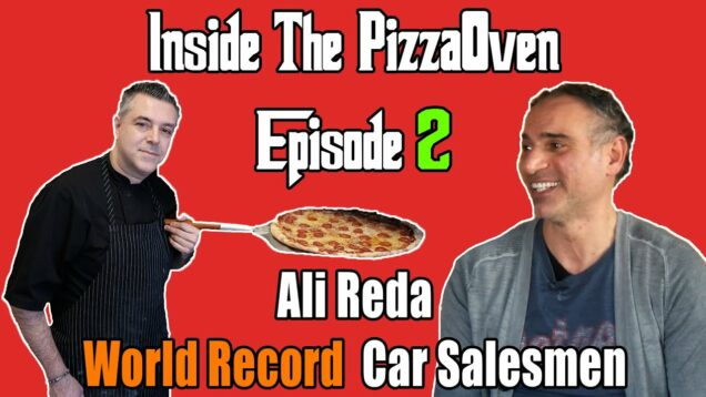 Ep. 2: World Record Car Salesman, Ali Reda Pt. 1