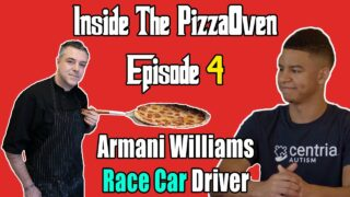 Ep. 4: 1st race car driver with Autism, Armani Williams