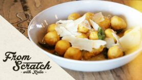 From Scratch with Katie: Gnudi