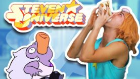 HOW TO MAKE Pizza Burrito from Steven Universe with Amethyst