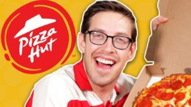 Keith Eats Everything At Pizza Hut