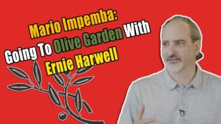 Mario Impemba tells a great Ernie Harwell story CLIP #1