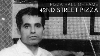 Pizza Hall of Fame: 42nd Street Pizza