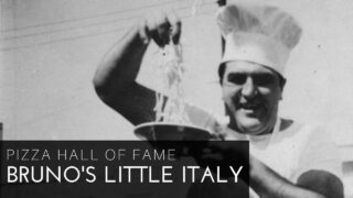 Pizza Hall of Fame: Bruno's Little Italy