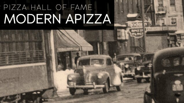 Pizza Hall of Fame: Modern Apizza