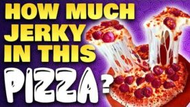 Pizza Jerky Pizza – Epic Meal Time