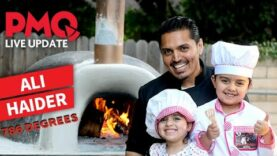 PMQ Live Update with Ali Haider, 786 Degrees, Sun Valley, CA.